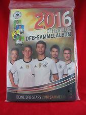 REWE DFB Euro 2016 Leeralbum Album OVP für Sammelkarten EM 16 Frankreich
