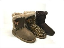 BRAND NEW GIRL'S WINTER BOOTS SIZE 10 - 4