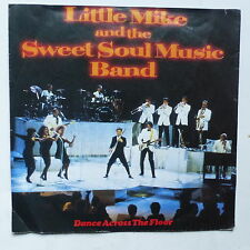 LITTLE MIKE and the SWEET SOUL MUSIC BAND Dance across the floor 107541