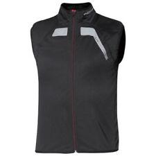 Vestes et gilets noirs en polyester pour motocyclette Homme