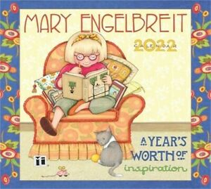Mary Engelbreit's 2022 Deluxe Wall Calendar: A Year's Worth of Inspiration (Cale