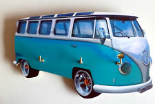 Camper Van clave rack, pantalla dividida 60s VW Camper Van Llavero, V DUB clave rack