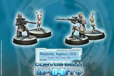 Infinity BNIB Aleph - Atalanta, Agêma's NCO & Spotbot 280834