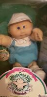 Vintage 1985 Preemie Cabbage patch Kid in box with all papers