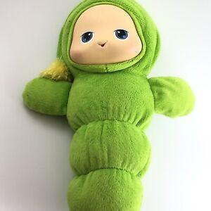 Hasbro Playskool Glo Worm Lullaby 2017 Baby Glow Worm LULLABIES & LIGHTS *WORKS*