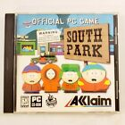 South Park - Official Pc Computer Game (pc Cd-rom, 1999 Acclaim)