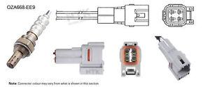 NGK NTK Oxygen Lambda Sensor OZA668-EE9 fits Suzuki Liana 1.6 i (ER), 1.8 i (ER)
