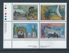 Canada #1104i (#1107a) LL PL BL Crossed N Variety MNH **Free Shipping**