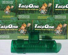 Trappola singola per talpe TalpOne - L'unico che utilizza un'esca viva Conf.Sing