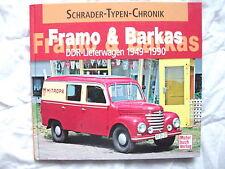 Framo & Barkas 1949 - 1990 East German Light Commercials