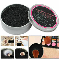 Makeup Brush cleaner Clean Dry Box Sponge Eyeshadow Shadow Switch Remover Tools