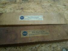 Vintage Webley Gun Cleaning Kit By Webley & Scott Ltd X 2