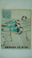 History of The Second World War Magazine Volume 8 Number 14 Artists at War