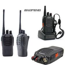 Original Baofeng BF-888S 400-470MHz 16CH 5W UHF Walkie Talkie Two-way Radio