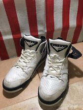 best service 2a912 286d5 NIKE Air Flight Falcon 397204-102 Basketball Shoes LEATHER MENS SZ 14 US