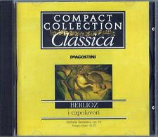 CD - DE AGOSTINI - COMPACT COLLECTION CLASSICA i capolavori - BERLIOZ