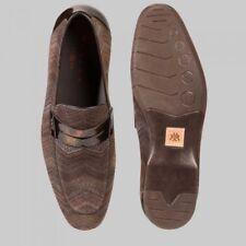 Mezlan Men's Terzo Brown Velveteen Loafer Shoes
