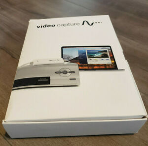 Elgato Video Capture - Digitize Video for Mac, PC or iPad USB 2.0 VHS Camcorder