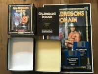 Galdregons Domain Pandora Commodore Amiga Box Game with Poster