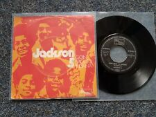 The Jackson 5/ Michael Jackson - Goin' back to Indiana 7'' Single Germany