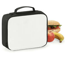 SUBLIMATION LUNCH BOX COOLER BAG PICNIC WORK SCHOOL TRAVEL HOLIDAY  HGBG960BTC