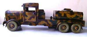 Tipp & Co ★★★ Scheinwerferwagen mit Uhrwerkantrieb ★★★ Germany Vorkrieg ★★★