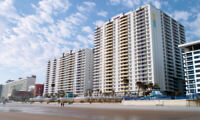 Wyndham Ocean Walk, Daytona Beach, Florida - 1 BR DLX - May 22 - 25 (3 NTS)