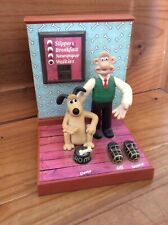 Wallace and Gromit Talking Alarm Clock From 1995 Fully Working