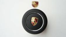 Porsche 991 981 970 971 95B 958 Deckel Airbag Lenkrad Armaturenbrett Kunst