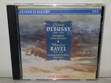 CD DEBUSSY / RAVEL - PIANO WORKS - NUOVO - NEW