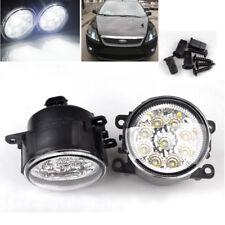 2× 6W 9 LED Nebelscheinwerfer Tagfahrlicht für Ford C-MAX FOCUS TRANSIT MK7 MK8
