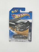 Hot Wheels Infiniti G37 Black 2012 Faster Than Ever Card 94/247 FREE SHIPPING