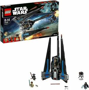 BRAND NEW AND SEALED LEGO 75185 STAR WARS TRACKER !!
