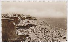 Kent postcard - Walpole Bay, Cliftonville - RP (A868)