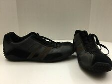Perry Ellis America Size 10 Men's Leather Running Shoes Jl 061517 A