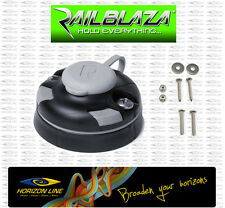 Railblaza Starport Fishing Mount System. Railblazer Star port Black Kayak Angler