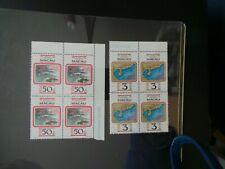 Macau stamps 1982 block of 4