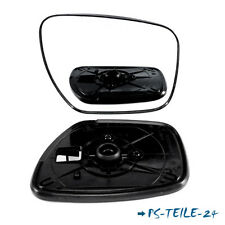 Spiegelglas für MAZDA 5 2005-2010 rechts sphärisch beifahrerseite