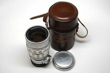 Leitz Canada Summicron 90mm f2 Silver Lens - M Mount for Leica