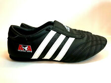 Ata Adidas Black Taekwondo Martial Arts Shoes Size 5.5
