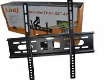cc Supporto Parete Staffa 22 A 47 Pollici Tv Lcd Led 3d Plasma Linq Li-L331