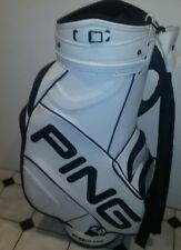 Vintage Ping Golf Cart Shoulder Bag