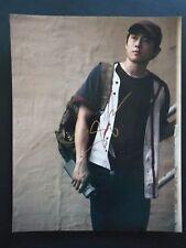 Steven Yeun Walking Dead Signed Autographed 11x14 Photos PSA BAS Guaranteed #4