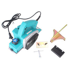 Powerful Electric Wood Planer Door Plane Hand Held Woodworking Surface New