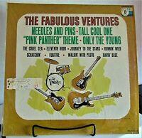 """""""THE FABULOUS VENTURES"""" VINYL LP 1964 DOLTON RECORDS #BLP-2029 - MONO - VG+/EX"""