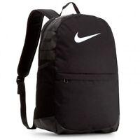 Nike Brasilia Young Athletes Backpack Black Size 20 Litre Gym School Bag Unisex