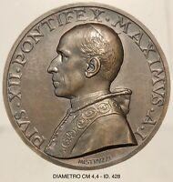 Medaglia Pio XII° Pontefice Max anno I° medaglia annuale