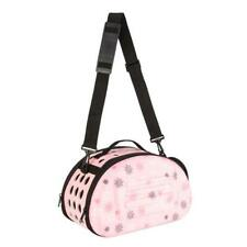Pet Dog Comfort Handbag Carrier For Small Animals Cat Puppy Carry Bag Pink