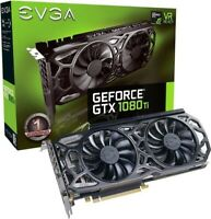 EVGA GeForce GTX 1080 Ti SC Black Edition 11GB GDDR5X • ASUS MSI GIGABYTE