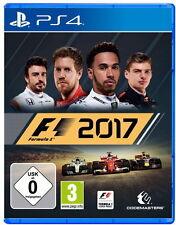 F1 2017 (Sony PlayStation 4, 2017)